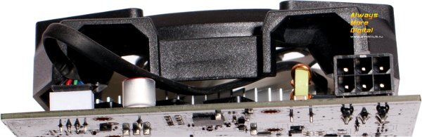 Шести пиновый коннектор GTX 550 Ti