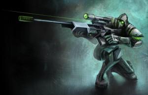 Снайпер - игровое тестирование GTX 550 Ti