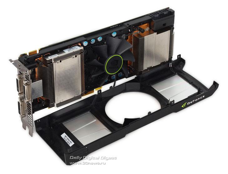 Испарительные камеры GTX 590
