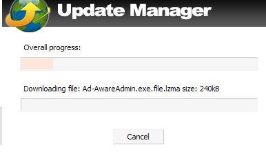 Обновление Ad-Aware