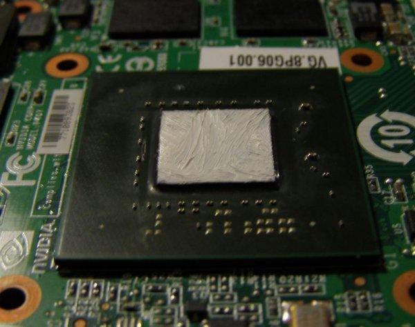 Ремонт и замена видеокарты в ноутбуке своими руками