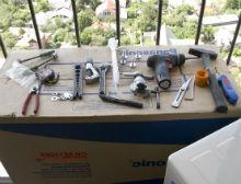 Инструменты для монтажа кондиционера