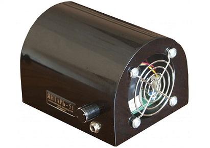 Биполярный ионизатор воздуха Янтарь-51