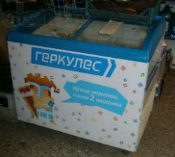 Морозильная камера для мороженого