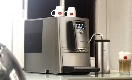 Кофемашина Nivona Caferomatica 855 в интерьере
