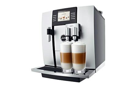 Кофеварка с капучинатором Jura GIGA 5 Aluminium