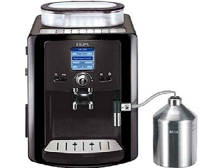 Одна из моделей кофеварок от Krups