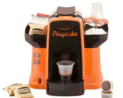 Капсульная кофемашина Pagoda
