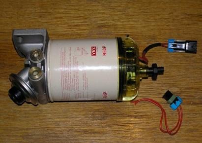 Дизельный сепаратор YNY R60P