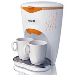 Бюджетная модель кофеварки Philips