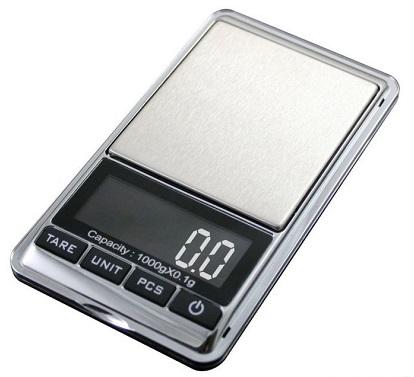 Карманные мини-весы