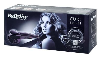 Щипцы для завивки волос Babyliss Curl Secret C1000E