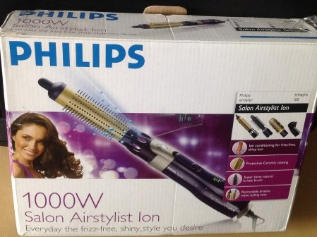 Фен щетка Philips Salon Airstylist Ion