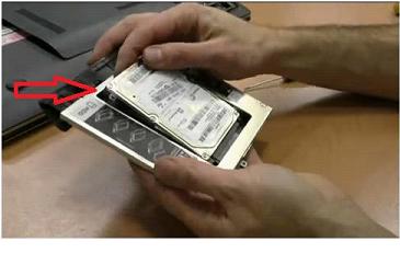 2 диска в ноутбуке, как поставить ? Если одного диска в ноутбуке недостаточно